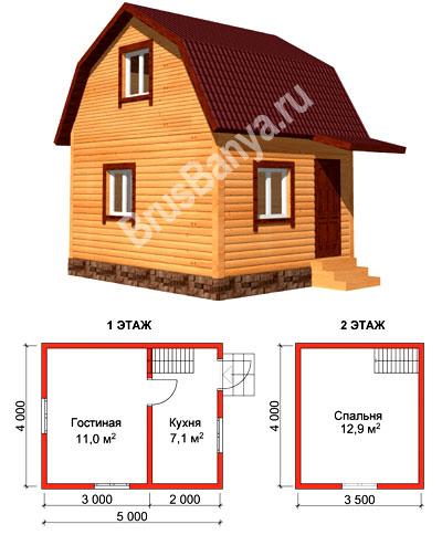 Красивый деревянный дом - 30 фото - Справочник