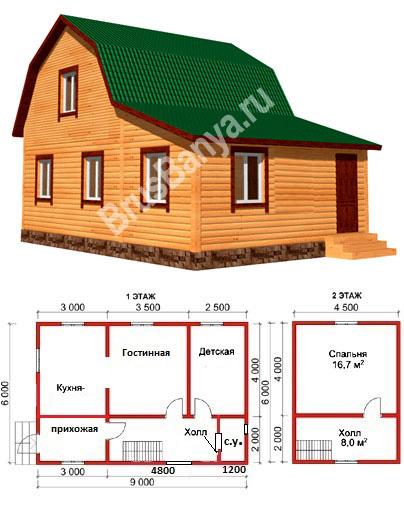 каталог каркасных дачных домов из пестова
