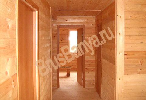 Брусовые дома под ключ проводим систему. внешняяотделка стены брусовой