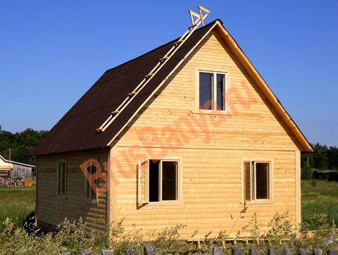 Из пестово строим дома из бруса